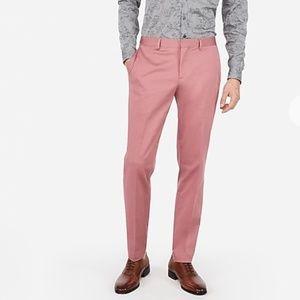 NWT Express Slim Stretch Suit Pants 28x30